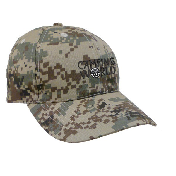 Digital Camo Dark Cap