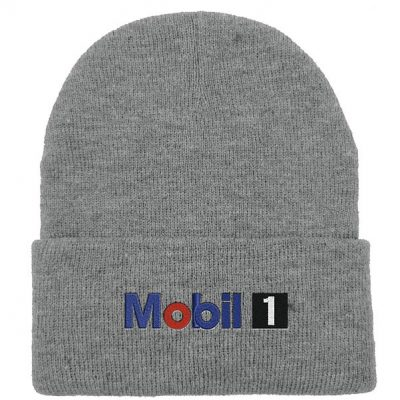 Long Knit Beanie Hat