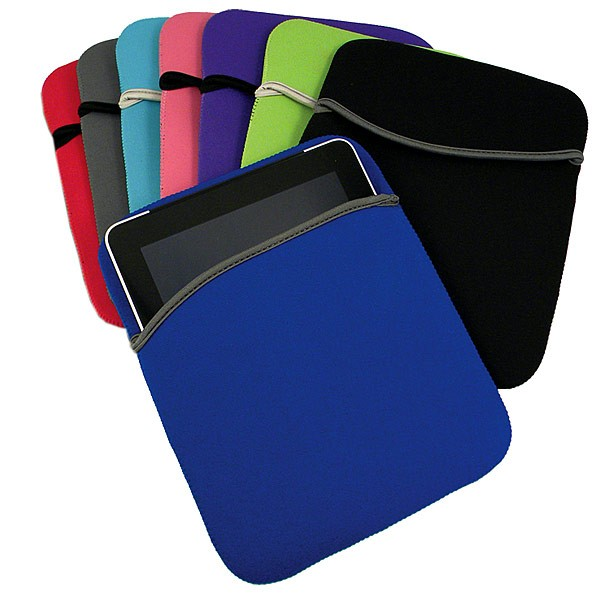 Neoprene Vertical Tablet/Laptop Sleeve