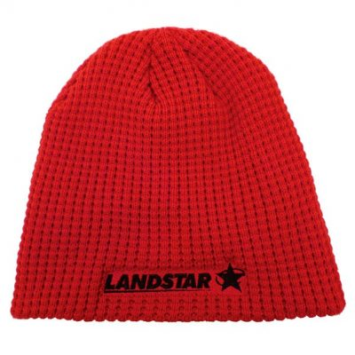 Solid Colored Big Bear Eco Beanie