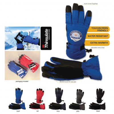 Touchscreen Ski Gloves