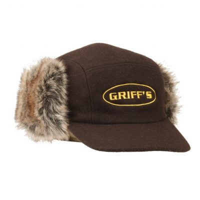 Winter Hat w/ Ear Flap