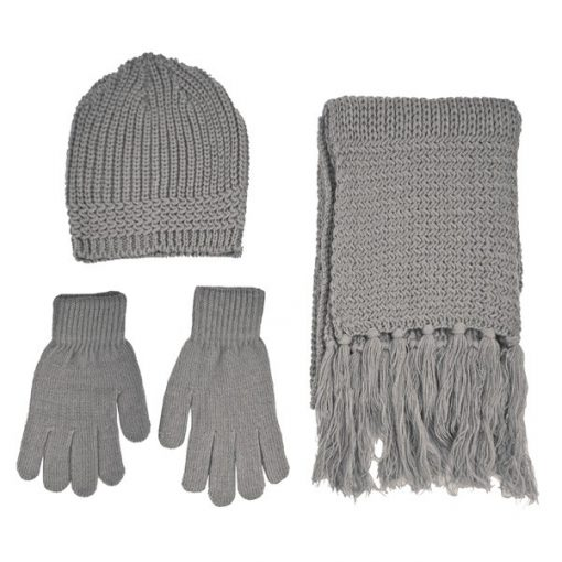 Gloves & Scarf